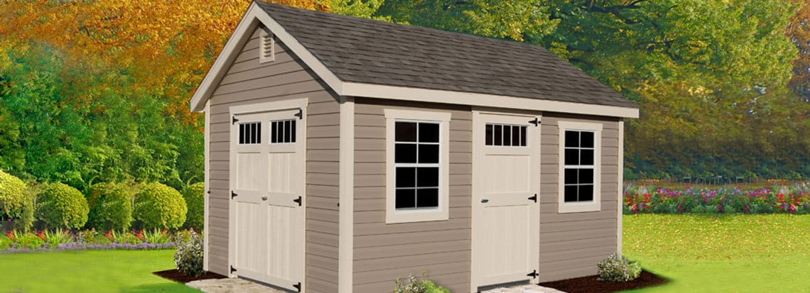 Sheds Storage Sheds Backyard Sheds By Sturdi Built Sheds