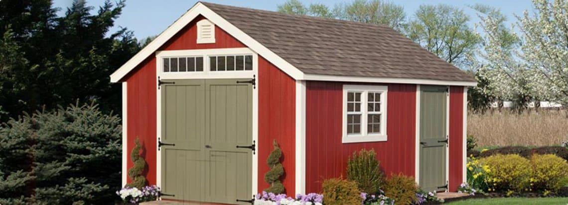 Sheds Storage Sheds Backyard Sheds By Sturdi Built Sheds