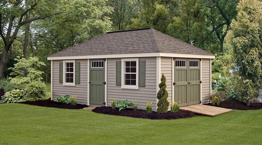 Outdoor Storage Sheds Outdoor Sheds Sturdi Built Sheds