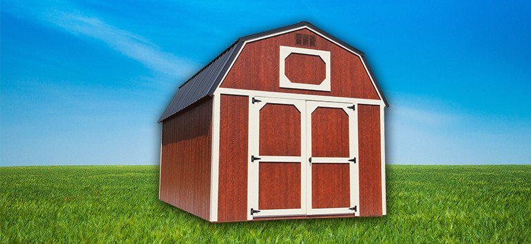 Wilderness Lofted Barn - Mahogany